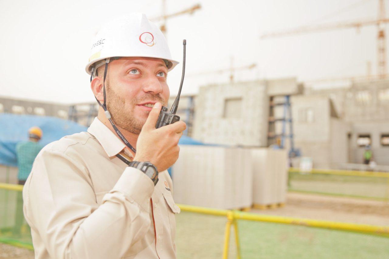Инженер и строительный контроль